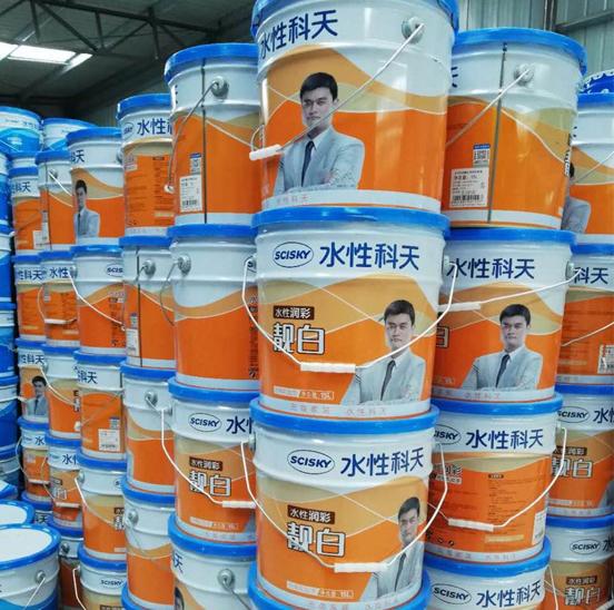 内墙乳胶漆厂家