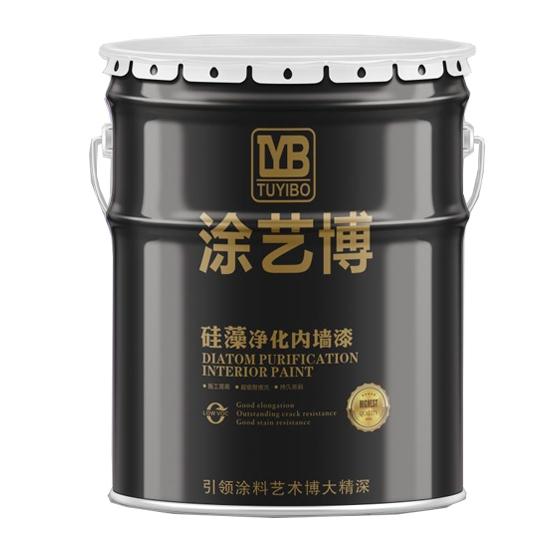 遵义硅藻净化内墙漆